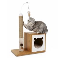 Γατόδεντρο - Ονυχοδρόμιο Cat Tree Play Kitty Cat