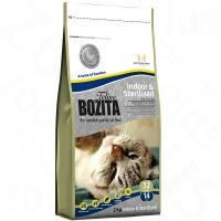 Bozita Feline Indoor Sterilised Ξηρή Τροφή Γάτας 400gr