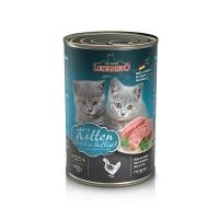 Leonardo Kitten Πουλερικά 6 x 400gr Για Γατάκια