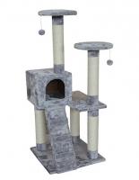 Γατόδεντρο - Ονυχοδρόμιο Cat Tree Double Tower